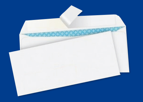Do you lick lined envelopes accept